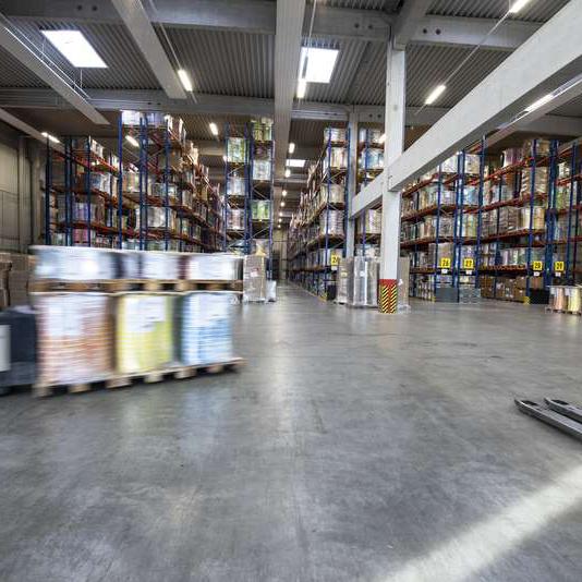 Diekmann Logistik Lagerhaltung & Fulfillment-Logistik Bielefeld